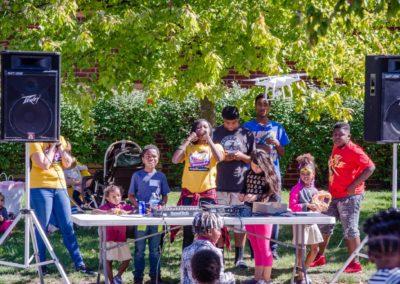 Kids Church at Nehemiah